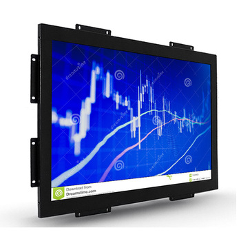 Industrie Open Frame 19 zoll wide screen hohe helligkeit 1000 nits touch monitor für kiosk