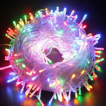 300 LED Christmas Lights String Fairy Lights for Indoor Outdoor Party Wedding Decoration 24V