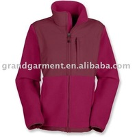 Wholesale Fitness Clothing Woman Polar Fleece Jackets