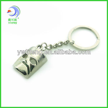 Chinese factory hot sale Italy mask keychain