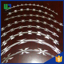CBT 65 Stainless Steel Razor Barbed Wire On Sale