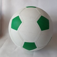 Custom Football Soccer Ball Rubber Made Football
