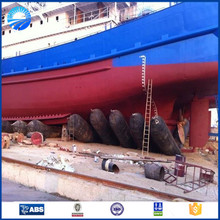 expand barrier rubber ship docking marine airbag with ISO17357 guarantee