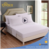 1800 Series Hotel Quality 4 Piece Bed Sheet Set - High Thread Count Deep Pockets Bedsheet