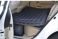 New Product Thick PVC Back Seat Cushion Air Mattress Inflatable Adult Car Bed