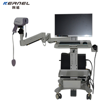 Cheap price vagina colposcope images trolley top manufacturer