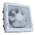 Metal shutter kitchen/ bathroom/ wall mounted exhaust fan with grill