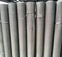 low price and high quality electric galvanized Stainless Steel Woven steel Wire Mesh