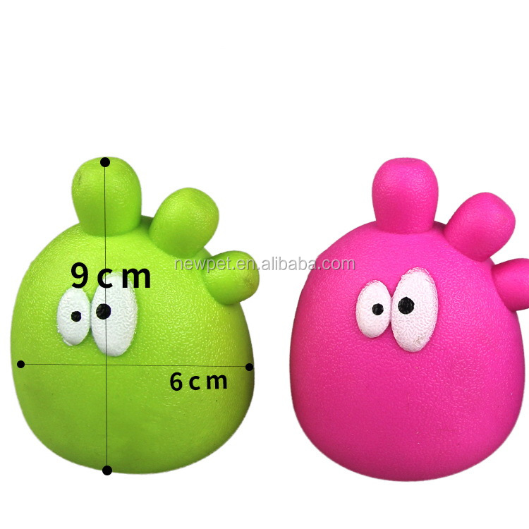Custom wholesale new import animal shaped educational toy shoes dog toy