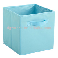 Multipurpose decorative closet storage boxes storage cube