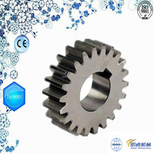 High precision spur bevel gears/ring gears