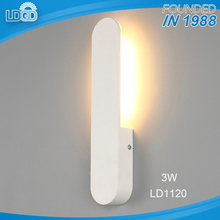 Wholesale Factory Direct Sales 3W SMD 5730 modern indoor aisle led wall light for hotel with CE certification