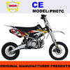 Super off-road 125cc pit bike single cyclinder for cheap sale from Zhejiang