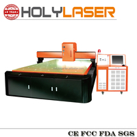 2d glass Laser Engraving Machine for pictorial art viewing