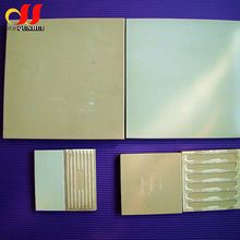 High temperature acid proof tile silica brick for glass furnace strong waterproof materials