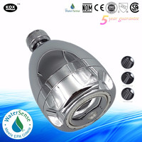 rainfall shower head rotating shower head bathroom shower head