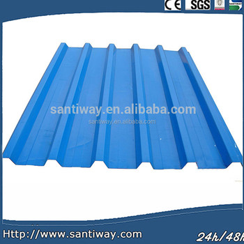 High quality lowes metal roofing sheet price
