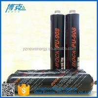 Low factory price joint pu sealant glass metal glue