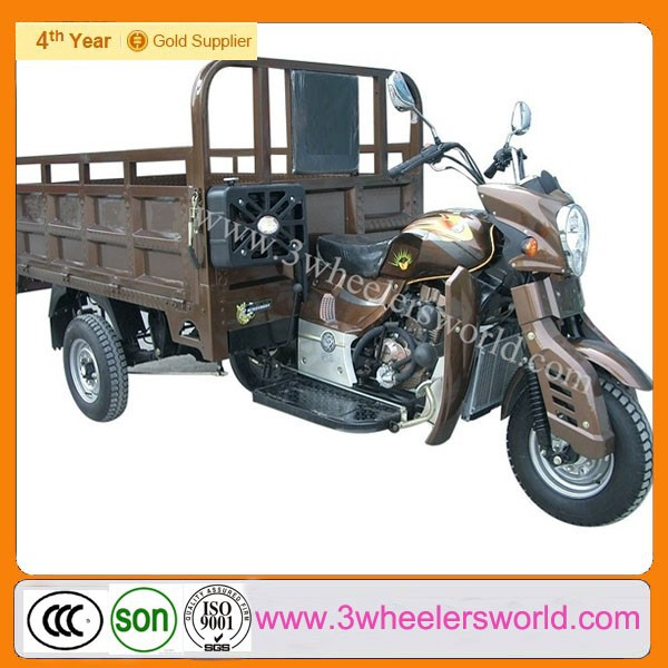 China 250cc Lifan engine three wheel motorcycle /250cc powerful engine Cargo Motor tricycle