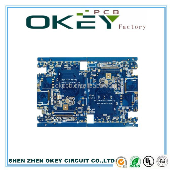 Trade Assurance China pcb vamo cfl pcb circuit