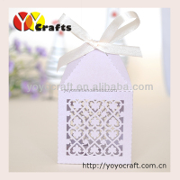 small wedding cake boxes laser cut souvenir gift boxes wedding candy chocolate packaging boxes