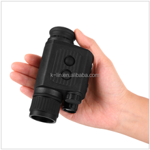 Visionking 1x20 Digital Night Vision Monocular Telescope Outdoor Lightweight Infrared IR Illuminator Device Scope for Hunting