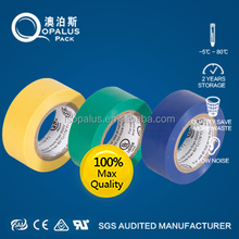 Insulation Type and PVC Material embossed mark pvc electrical tape