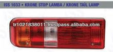 KRONE TAIL LAMP with Socket