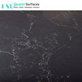 China Black Carrera Quartz Engineered Stone
