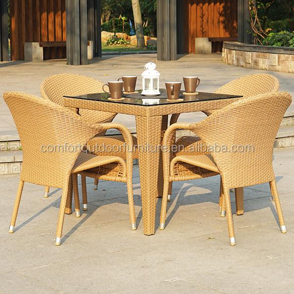 Muebles de plastico tejido 20170812140818 - Muebles de jardin de ratan ...