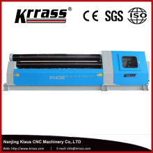 INTERNATIONALLY USED W11 Model 3 roller plate bending machine, second hand plate bending machine