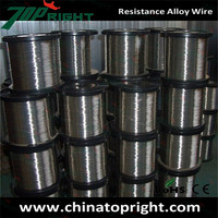 Topright Copper Nickle nichrome resistance wire,Electric resistance wire,heating resistance wire