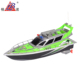 Best choose green and gray high speed radio control rc boat