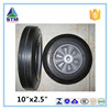 high quality soild rubber wheel