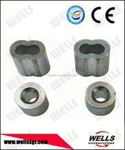 linyi factory supply sell cheapset 3/16 aluminum cable ferrule