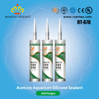 RT678 water resistant silicon sealant