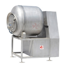 high quality sus 304 automatic new vacuum salt beef meat massager tumbler marinator machine in meat mixer for meat processing
