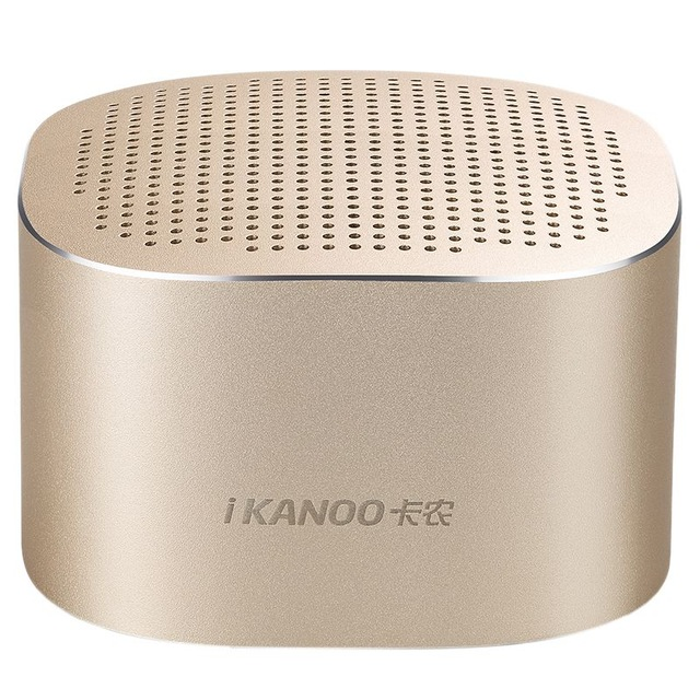 iKANOO I609 Portable USB Wireless speaker Home Theater Party Speaker Sound System 3D stereo Music Mini Bluetooth speaker