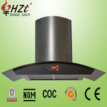 2016 best selling copper island range hood