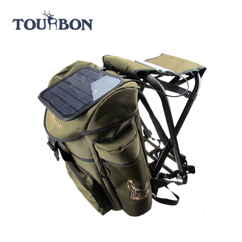Tourbon 2016 Hot Sale Outdoor Solar Power Panel Charger