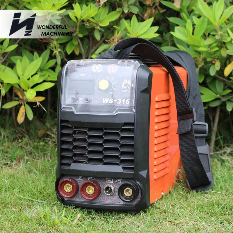 Factory cheap price hot selling WS-315 tig mma welding machine