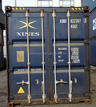 Tianjin 40ft dry shipping container 40HC high cube(HQ)new container