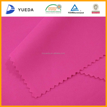 Fluorescent Pink Tricot Plain Fabric