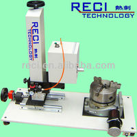 Protable Dot Peen Marking Machine with Rotary Jig