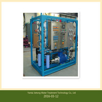 RO Sea Water Desalination Machine from China/ Reverse Osmosis System Seawater Filter