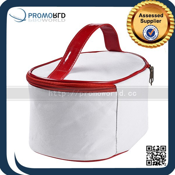 Fashion 600D Polyester Women's Cosmetic bag