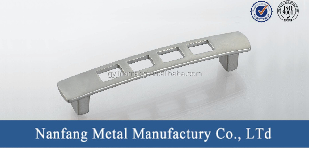 high quality zinc furniture handle for cabinet and drawer