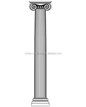GRC FRP Fiberglass Decorative Roman column