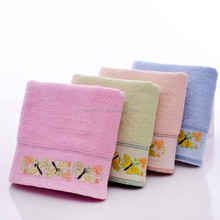 Professional OEM supply stock 100% cotton bath towel
