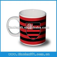 2012 Hot Sale Musical Mug With Football Club Sound and Logo